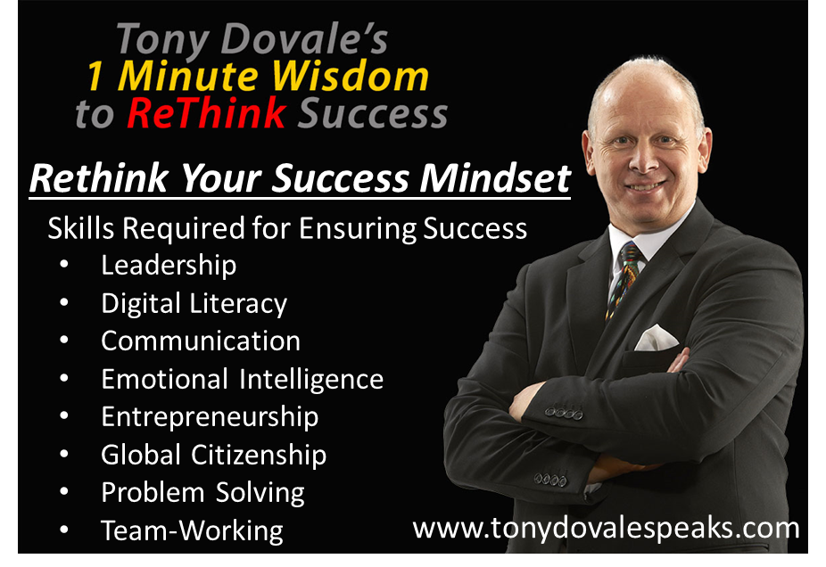 Ton dovale - Inspiring & Motivating Keynote Speaker South Africa