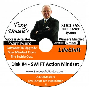 CD warmware SAD4 SWIFT Action master