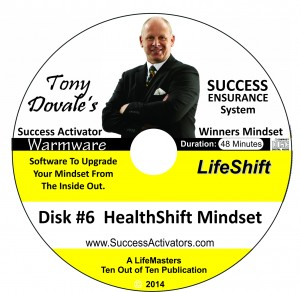 CD warmware SAD6 healthshift